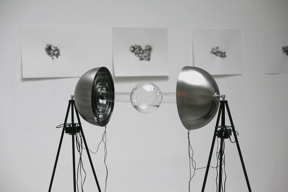 parabols-3-galerie anne de Villepoix-Charlotte Charbonnel