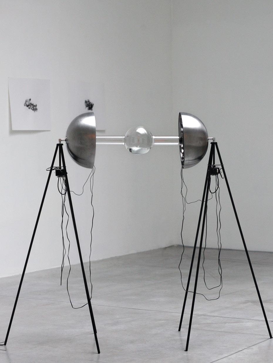 parabols-5-galerie anne de Villepoix-Charlotte Charbonnel