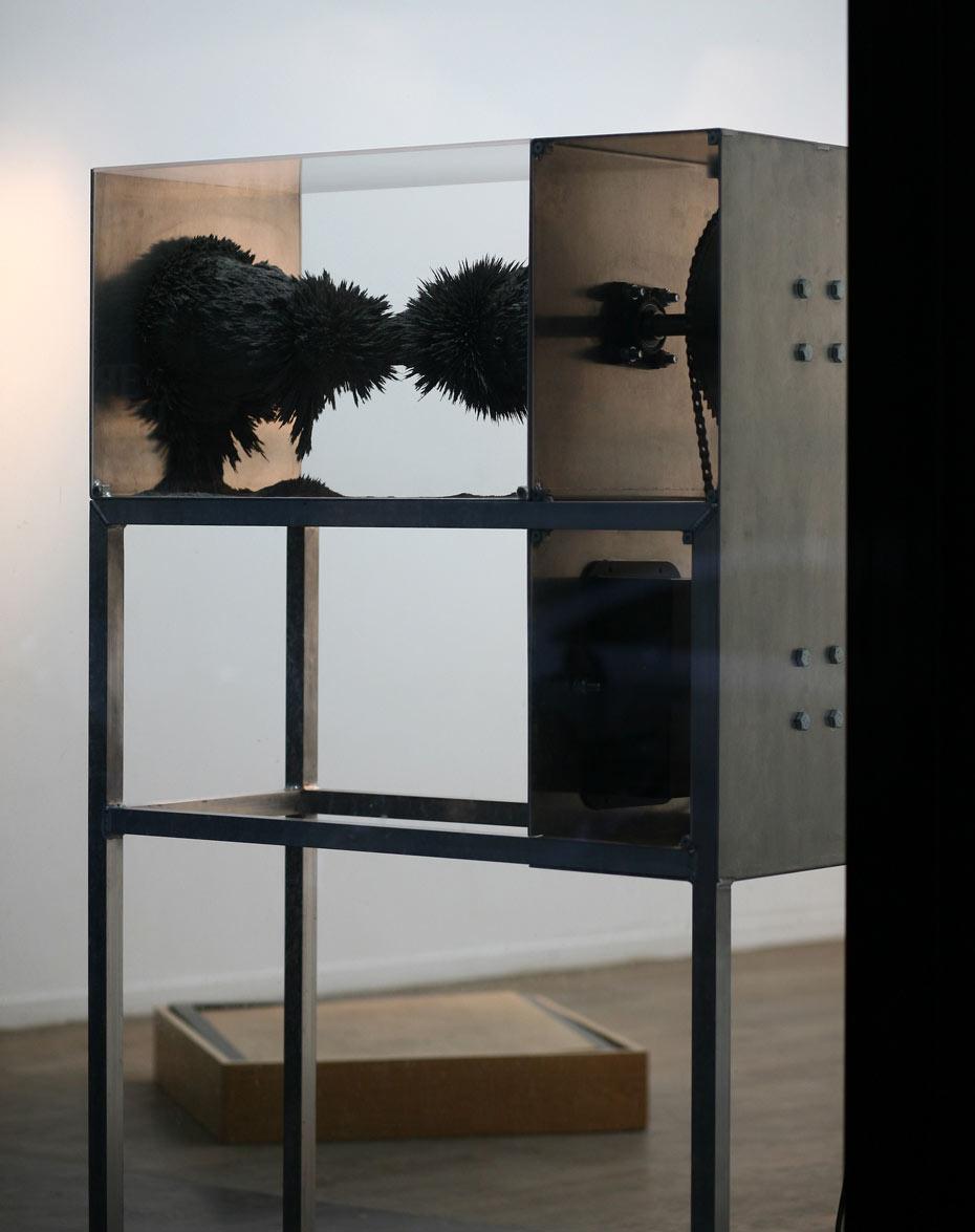 resonarium-vitrine-10-galerie Backslash-Charlotte Charbonnel